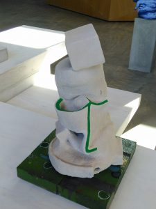 Sculpture by Arlene Shechet