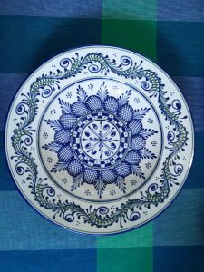 Platter by Les Norbert, Bodony