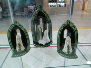 Home altars by Molnarne Tamas Anetta, Tata